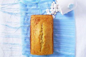 Banana Ice Cream Bread 800